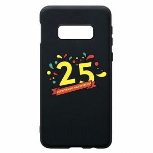 Phone case for Samsung S10e Happy Birthday!