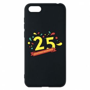 Phone case for Huawei Y5 2018 Happy Birthday!