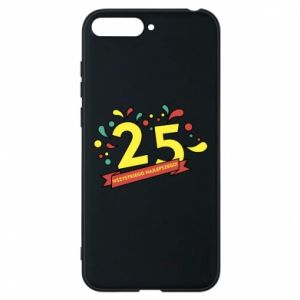 Phone case for Huawei Y6 2018 Happy Birthday!