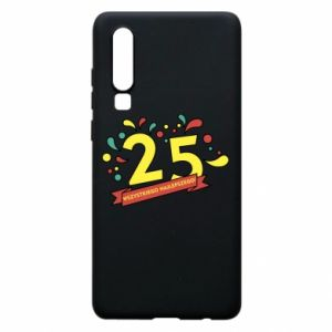 Phone case for Huawei P30 Happy Birthday!