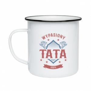 Enameled mug Awesome papa