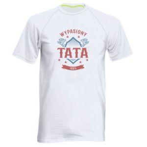 Men's sports t-shirt Awesome papa