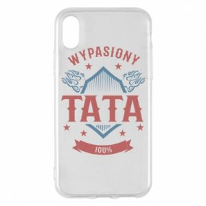 Phone case for iPhone X/Xs Awesome papa
