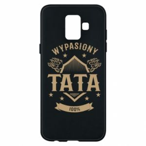 Phone case for Samsung A6 2018 Awesome papa