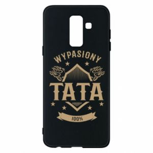Phone case for Samsung A6+ 2018 Awesome papa