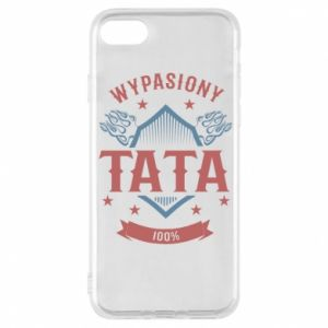Phone case for iPhone 8 Awesome papa