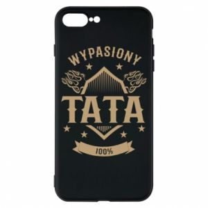 Phone case for iPhone 8 Plus Awesome papa