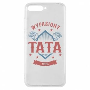 Phone case for Huawei Y6 2018 Awesome papa