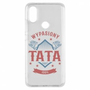 Phone case for Xiaomi Mi A2 Awesome papa