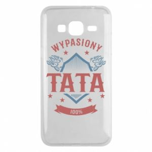 Phone case for Samsung J3 2016 Awesome papa