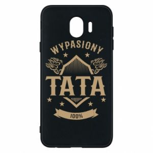 Phone case for Samsung J4 Awesome papa