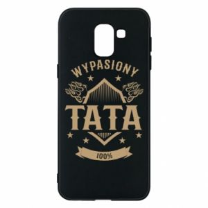 Phone case for Samsung J6 Awesome papa