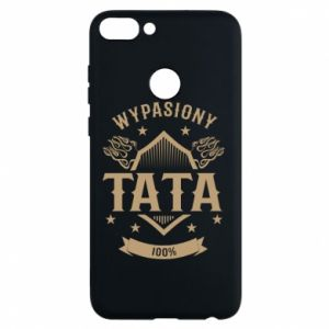 Phone case for Huawei P Smart Awesome papa