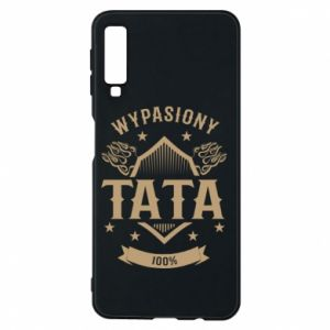 Phone case for Samsung A7 2018 Awesome papa