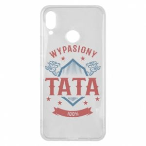 Phone case for Huawei P Smart Plus Awesome papa