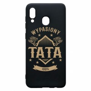 Phone case for Samsung A20 Awesome papa