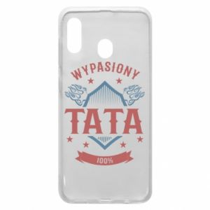 Phone case for Samsung A30 Awesome papa