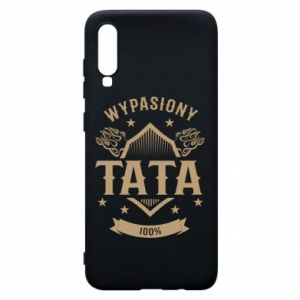 Phone case for Samsung A70 Awesome papa
