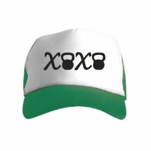 Czapka trucker dziecięca Xo-xo fit