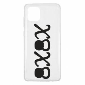 Etui na Samsung Note 10 Lite Xo-xo fit