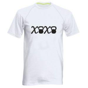 Koszulka sportowa męska Xo-xo fit