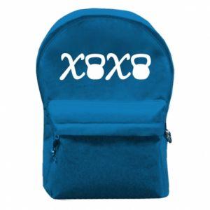 Plecak z przednią kieszenią Xo-xo fit