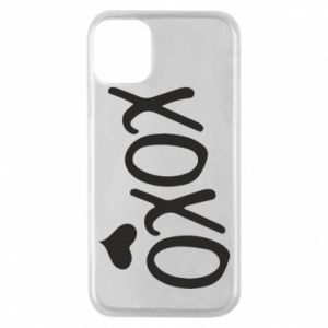 Phone case for iPhone 11 Pro Xo-Xo