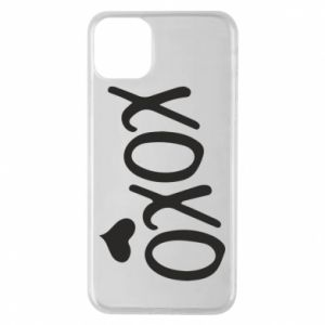 iPhone 11 Pro Max Case Xo-Xo
