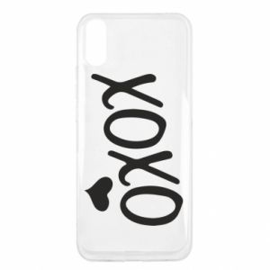 Xiaomi Redmi 9a Case Xo-Xo