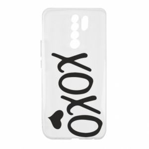 Xiaomi Redmi 9 Case Xo-Xo