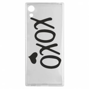 Sony Xperia XA1 Case Xo-Xo