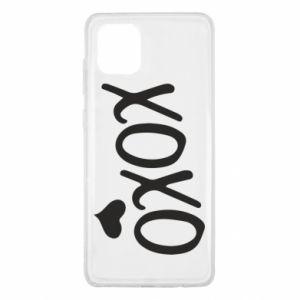 Samsung Note 10 Lite Case Xo-Xo