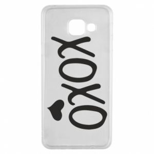Samsung A3 2016 Case Xo-Xo