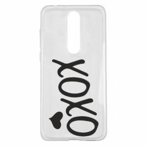 Nokia 5.1 Plus Case Xo-Xo