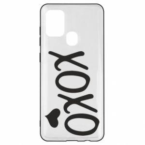 Samsung A21s Case Xo-Xo