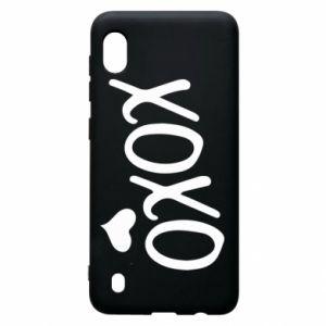 Samsung A10 Case Xo-Xo