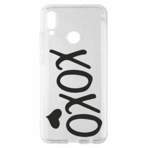 Huawei P Smart 2019 Case Xo-Xo