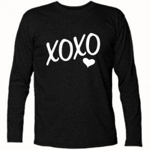 Long Sleeve T-shirt Xo-Xo