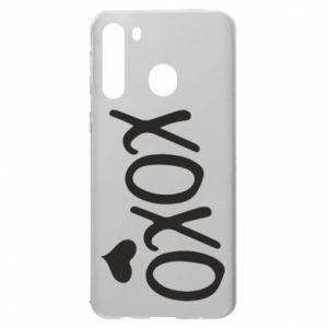 Samsung A21 Case Xo-Xo