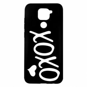 Xiaomi Redmi Note 9 / Redmi 10X case % print% Xo-Xo