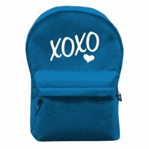 Backpack with front pocket Xo-Xo