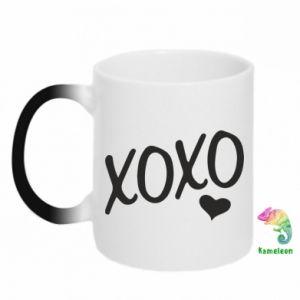 Magic mugs Xo-Xo
