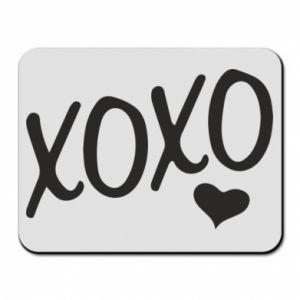 Mouse pad Xo-Xo