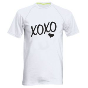 Men's sports t-shirt Xo-Xo