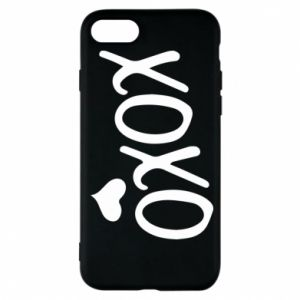 Phone case for iPhone 7 Xo-Xo