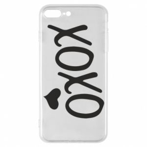 iPhone 7 Plus case Xo-Xo