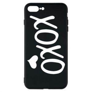 Phone case for iPhone 8 Plus Xo-Xo