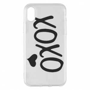 Phone case for iPhone X/Xs Xo-Xo