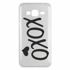 Phone case for Samsung J3 2016 Xo-Xo