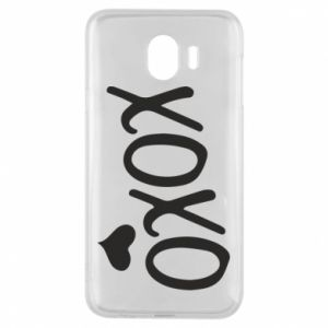 Phone case for Samsung J4 Xo-Xo